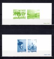 """FRANCE 2011 : 2 Gravures Officielles """" COUPE DU MONDE DE RUGBY 2011 En NOUVELLE-Z """". N° YT 4576 à 4578. En Parfait état."""