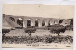 13 - MIRAMAS - Nouvelle Ligne De Chemin De Fer De L'Estaque à Miramas Viaduc De Grand Vallat - Otros Municipios