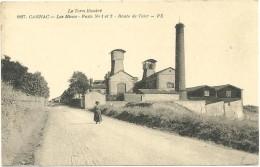 81 Cagnac . Les Mines  Puits N° 1 Et  2 Route De Taix - France