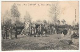 91 - Forêt De SENART - Une Cabane De Bûcherons - Mulard 82 Ter - Sénart