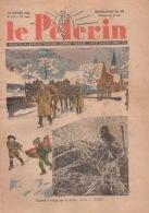 Le Pelerin  21 Janvier 1940 - Livres, BD, Revues