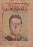 Le Pelerin  9 Février 1936 - Livres, BD, Revues
