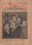 Le Pelerin  8 Septembre 1935 - Livres, BD, Revues