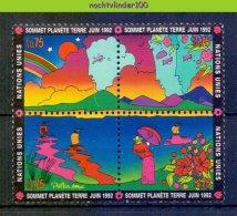 Ncz094 MILIEUBESCHERMING ENVIRONMENT PROTECTION UMWELTSCHUTZ UNCED NATIONS UNIES 1992 PF/MNH - Milieubescherming & Klimaat