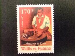 WALLIS ET FUTUNA WALLIS Y FUTUNA 1997 BRASSEUR De KAVA Yvert & Tellier Nº 501 ** MNH - Wallis Y Futuna