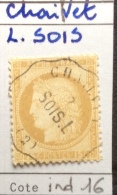 CCS1 Convoyeur Station N°55 L.Sois Chailvet Ind.16 Aisne - 1849-1876: Classic Period
