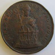 M01910  S. LAMBER TE ORA PRO NOBIS (14g) - Martyre Au Revers - Belgium