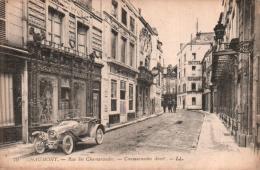 52 CHAUMONT RUE DES CHAMARANDES CIRCULEE 1920 - Chaumont