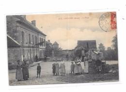 02 - LOUATRE : La Place,