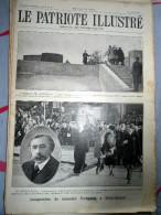Le Patriote Illustré N°42 Du 16/10/1927 Saint-Amand Verhaeren Saint-Germain Mexique Carteia Saint-Louis Rinkenberg - Vieux Papiers