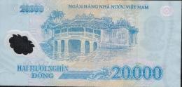VIETNAM P120f  20.000 DONG 2014   VF - Vietnam