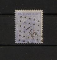 BELGIQUE - Y&T N° 18a° - Léopold 1er - 1865-1866 Profile Left
