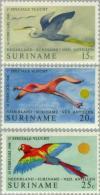 Suriname 1971 25 Years Lijndienst Amsterdam-Paramaribo - Flight - NVPH 553 Ongestempeld - Suriname ... - 1975