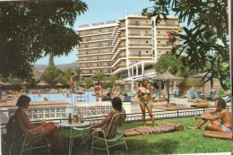 HOTEL PALMA NOVA  MIGUEL DE LOS SANTOS OLIVER  MALLORCA - Mallorca