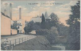 26490g RAFFINERIE - Tirlemont - 1913 - Tienen