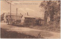 26492g  POSTE DE DOUANE - PIERRE-QUI-TOURNE - Sautin - Sivry-Rance