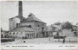 26566g  BOIS DE SAINT-GHISLAIN - Dour - 1903 - Dour