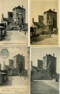03 - Moulins ; La Malcoiffée, N°I - Lot De 10 Cartes. - Moulins