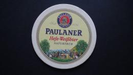 Germany - Paulaner Brauerei GmbH & Co. KG - Hefe-Weißbier Naturtrüb - München/Bayern - Col:DE1223 - Sous-bocks