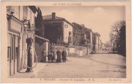 Le Tarn Illustré - Teillet - Avenue De Lacaune - Zonder Classificatie