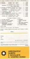 A 4296 -  Giornali Mondadori - Italiano