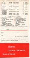A 4298 -  Giornali Mondadori - Italien