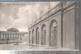 PERUGIA PARCO DELLA VITTORIA -TERRAZZA PANORAMA.VIAGGIATA .-1939.FP-I207.M - Perugia