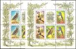 Russia M/Sheet 1995 MNH** - Yv.6127/31 - 2 Minifogli - 1923-1991 URSS