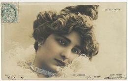 Martha De Villers 2 Cartes 1 Er Prix De Beauté Casino De Paris Edit Kunzli PHoto Reutlinger - Artistes