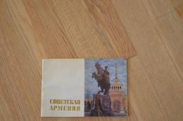 Soviet Union Period  Book About Armenia  1974 - Books, Magazines, Comics