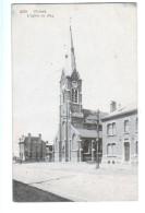10276  Cpa  ANS  : L'Eglise En  1914 ! - Ans