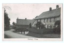 10281   Cpa    ELSENBORN ; Elsenborn Village  ! 1928   ACHAT DIRECT !!! - Elsenborn (camp)