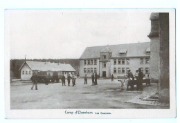 10282   Cpa CAMP D'    ELSENBORN ; Les Casernes    ACHAT DIRECT !!! - Elsenborn (camp)