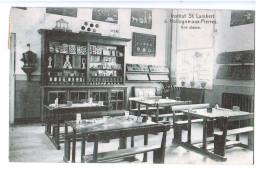 10284   Cpa  HOLLOGNE AUX PIERRES : Institut Saint Lambert ; Une Classe ! 1911 - Grâce-Hollogne