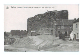 10285   Cpa  DALHEM  : Ruines De L'ancien Chateau Fort  , Construit Vers 1080 , Bombardé En 1648 - Dalhem