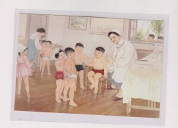 NORTH KOREA Nice Postcard - Korea, North