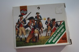 Airfix American War Of Independence, Washinton's Army, Scale HO/OO, Vintage - Figurines