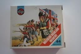 Airfix Waterloo Highland Infantry, Scale HO/OO, Vintage - Figurines