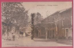 26 - EPINOUZE--Village Ancien--animé - Altri Comuni