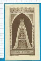 Holycard    Notre Dame  Du  Alsemberg - Images Religieuses