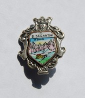 Spilla B. SEGANTINI  M.2195 - Alpinism, Mountaineering