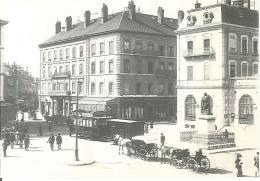 CPM 38 - Grenoble - Musée Dauphinois - Place Vaucanson - 1900 - Reproduction - Grenoble