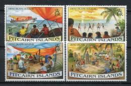 Pitcairn Islands 1995. Yvert 444-47 ** MNH. - Pitcairn