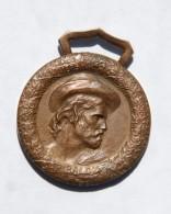 Medaglie 1932 Giuseppe Garibaldi -  1932 Per Il 50° Dalla Morte E Monumento Ad Anita - Royaux/De Noblesse