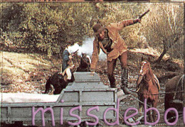 Daniel Boone - N° 63 -  Editorial Fher 1966 - Cromos Sueltos - Corresponden Al Album Daniel Boone 1966 - Cromos
