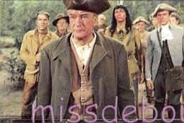 Daniel Boone - N° 100 -  Editorial Fher 1966 - Cromos Sueltos - Corresponden Al Album Daniel Boone 1966 - Cromos