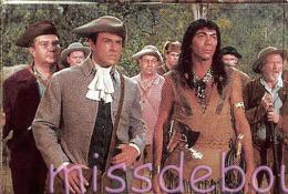 Daniel Boone - N° 101 -  Editorial Fher 1966 - Cromos Sueltos - Corresponden Al Album Daniel Boone 1966 - Cromos