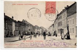 Vosges : Senones : Grande Rue - Senones