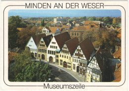GERMANIA - GERMANY - Deutschland - ALLEMAGNE - 1992 - 80 Dortmund + Flamme Hallo … Hier Ist - Minden An Der We... - Minden