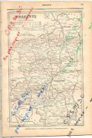 ANNUAIRE - 16 - Département Charente - Année 1923 - édition Didot-Bottin - 54 Pages - Plan D'Angoulème - Annuaires Téléphoniques